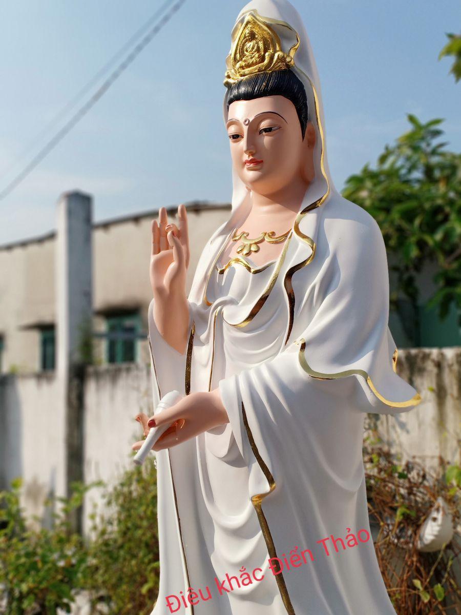 Tượng Phật composite tại TPHCM